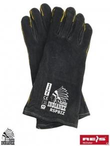 Купить перчатки рабочие спилковые
