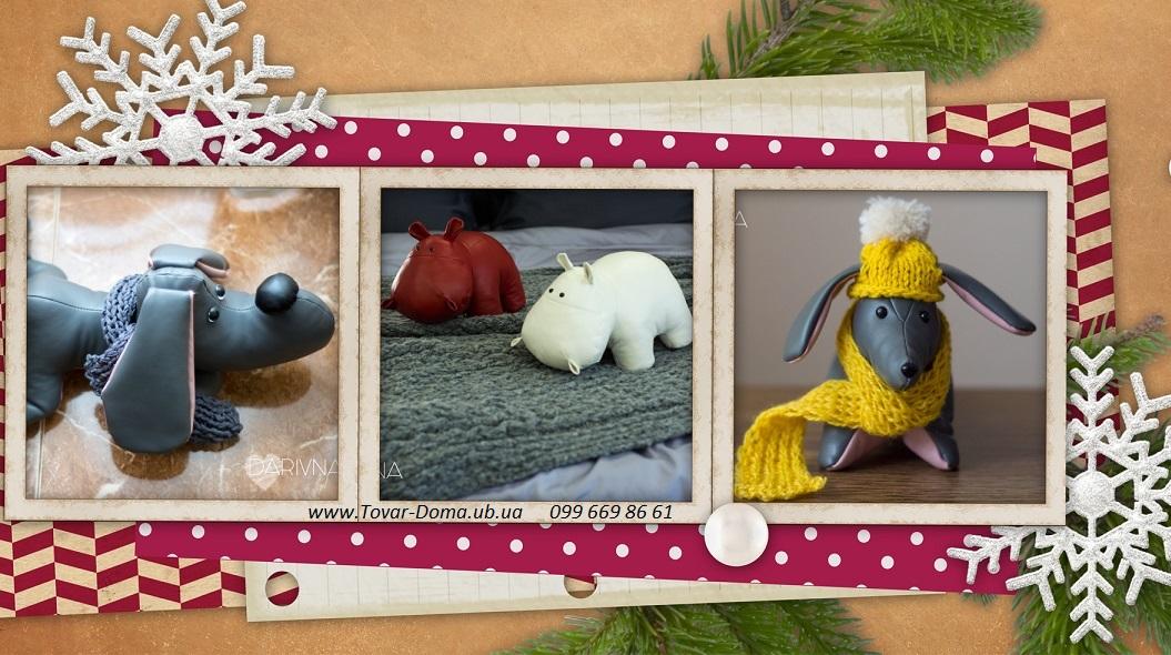 Мягкие игрушки к празднику со скидкой