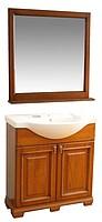 Мебель для ванной из массива дерева серия