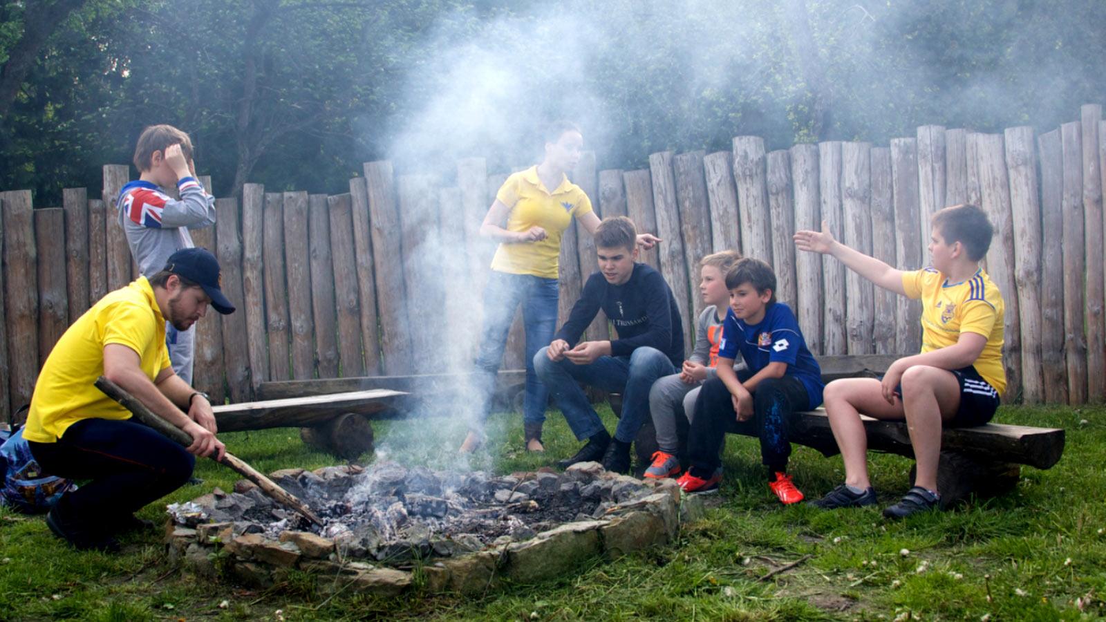 Предлагаем посетить наш детский лагерь в санатории (Трускавец)