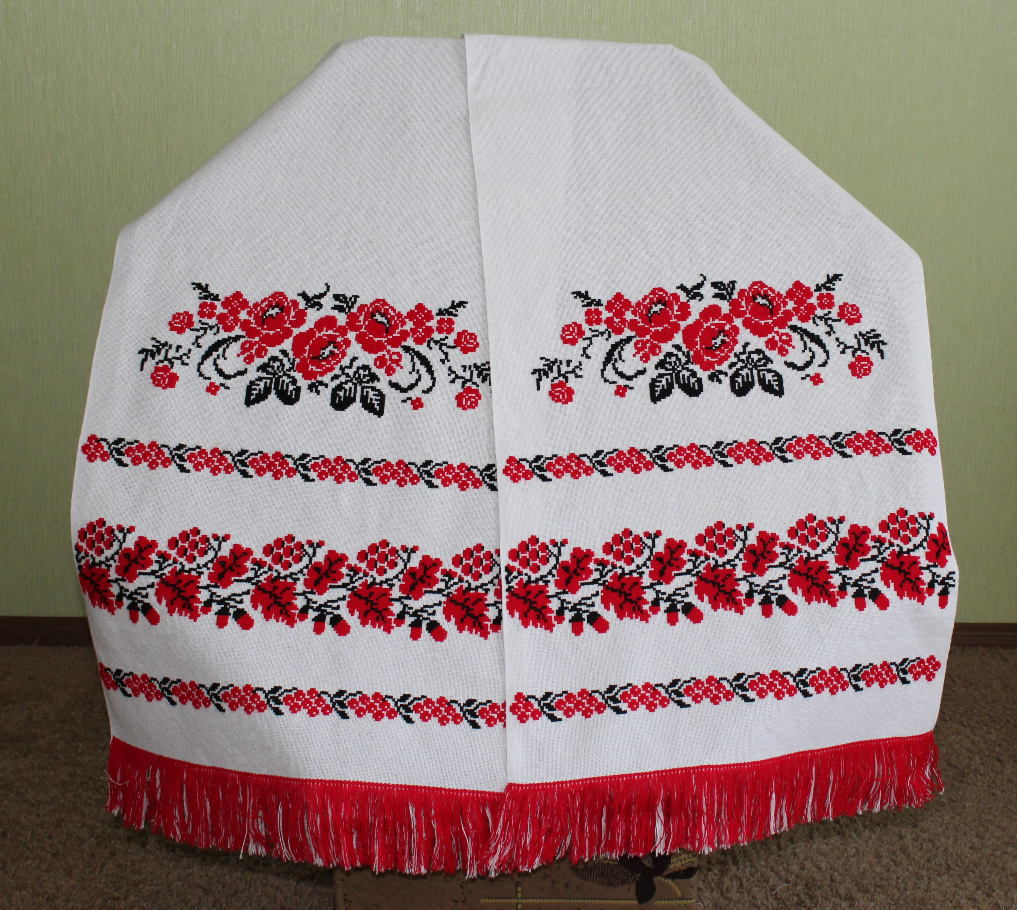 Купити рушник на весілля під ноги (Київ 224e430683747