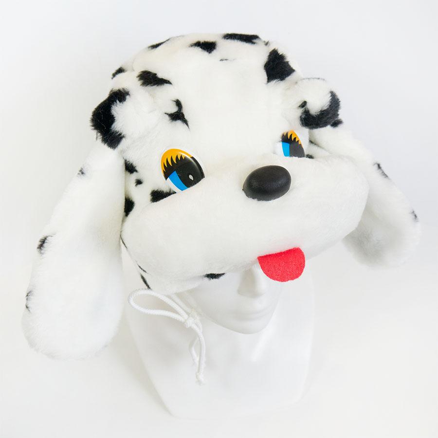 Шапочка собаки «Далматин» в наявності