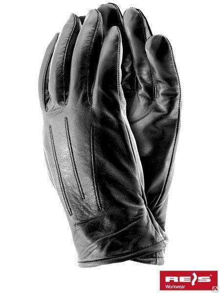 Кожаные рабочие перчатки купить