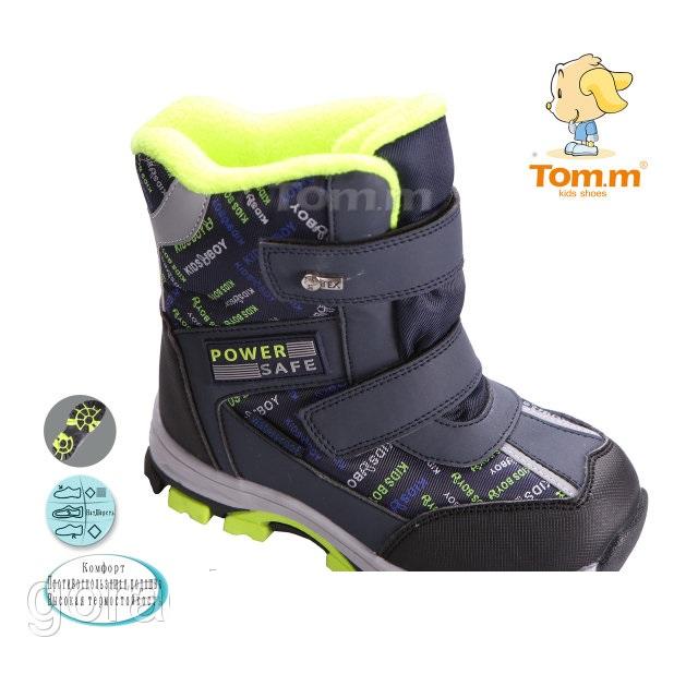e0ca320c3e2801 Зимове взуття для дітей купити. Термовзуття Tom.M