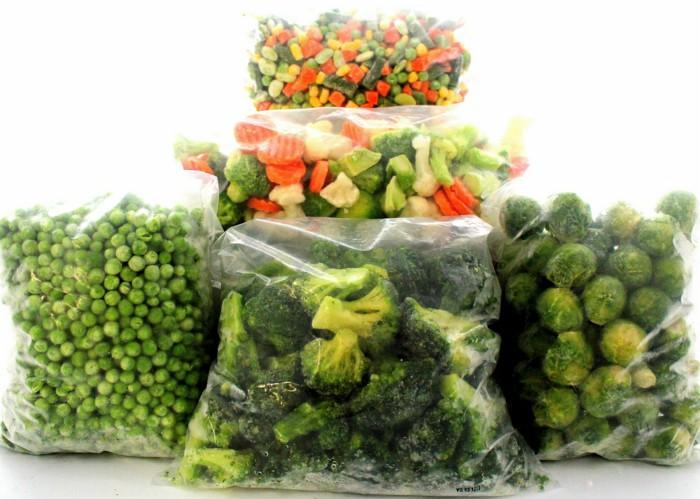 Купити заморожені овочі за вигідними цінами