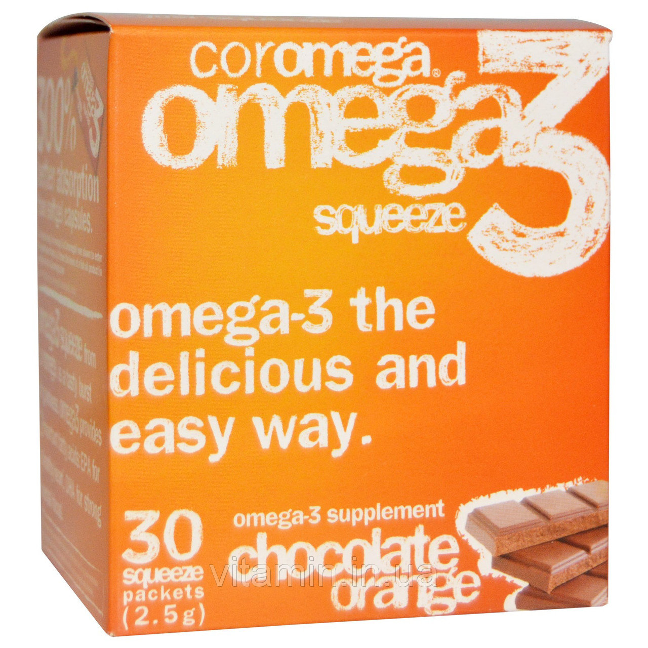 У продажі Омега 3 для дітей