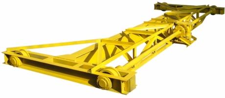 У продажі кран мостовий опорний - доступна ціна
