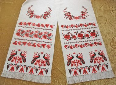 Купити рушник для весілля