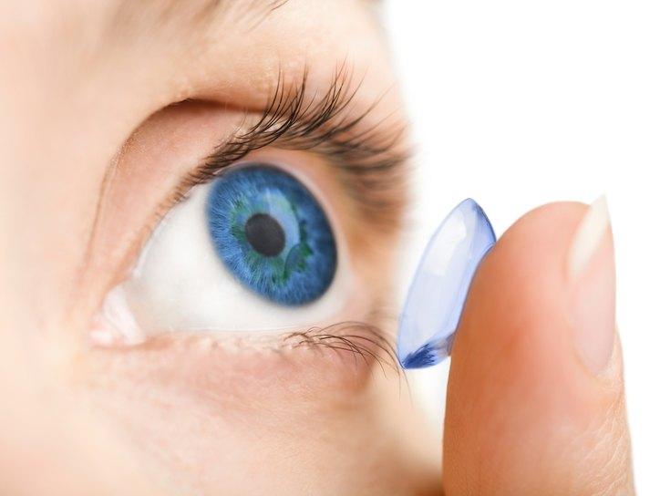 Пропонуємо купити контактні лінзи в інтернет-магазині