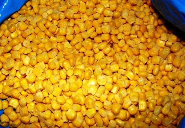 Купить замороженную кукурузу оптом