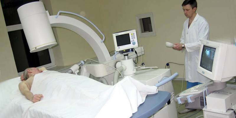 Контактная литотрипсия: лечение в Луцке