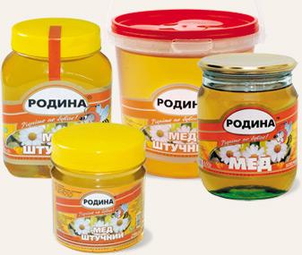 Купити мед штучний від виробника