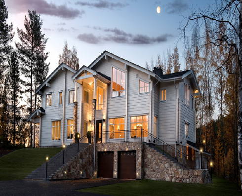 Будівництво дачних будинків за вигідними цінами