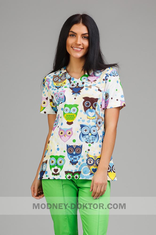 Медицинский костюм женский купить онлайн