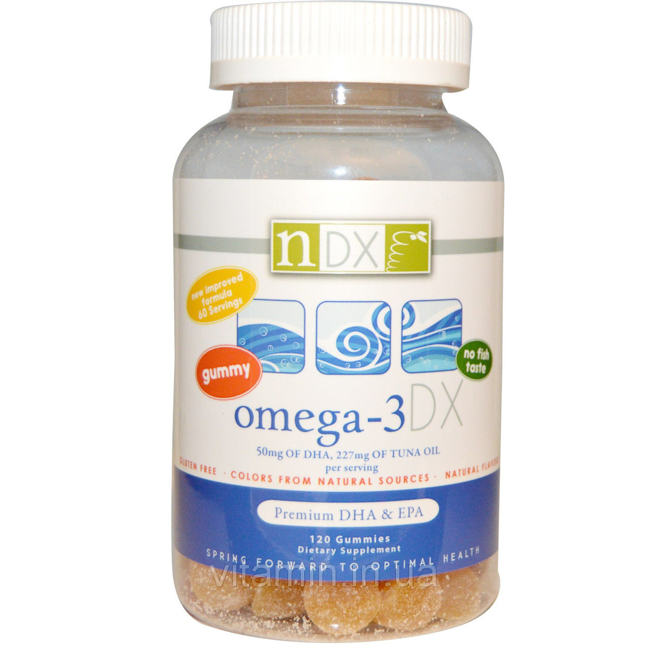 Вітаміни Омега-3 для вашої дитини (Україна)