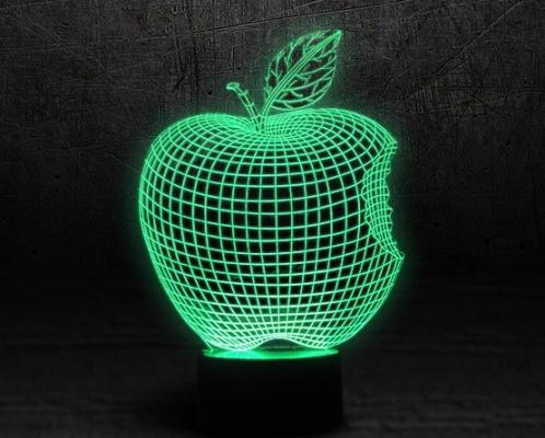 Поспішайте купити 3D світильник