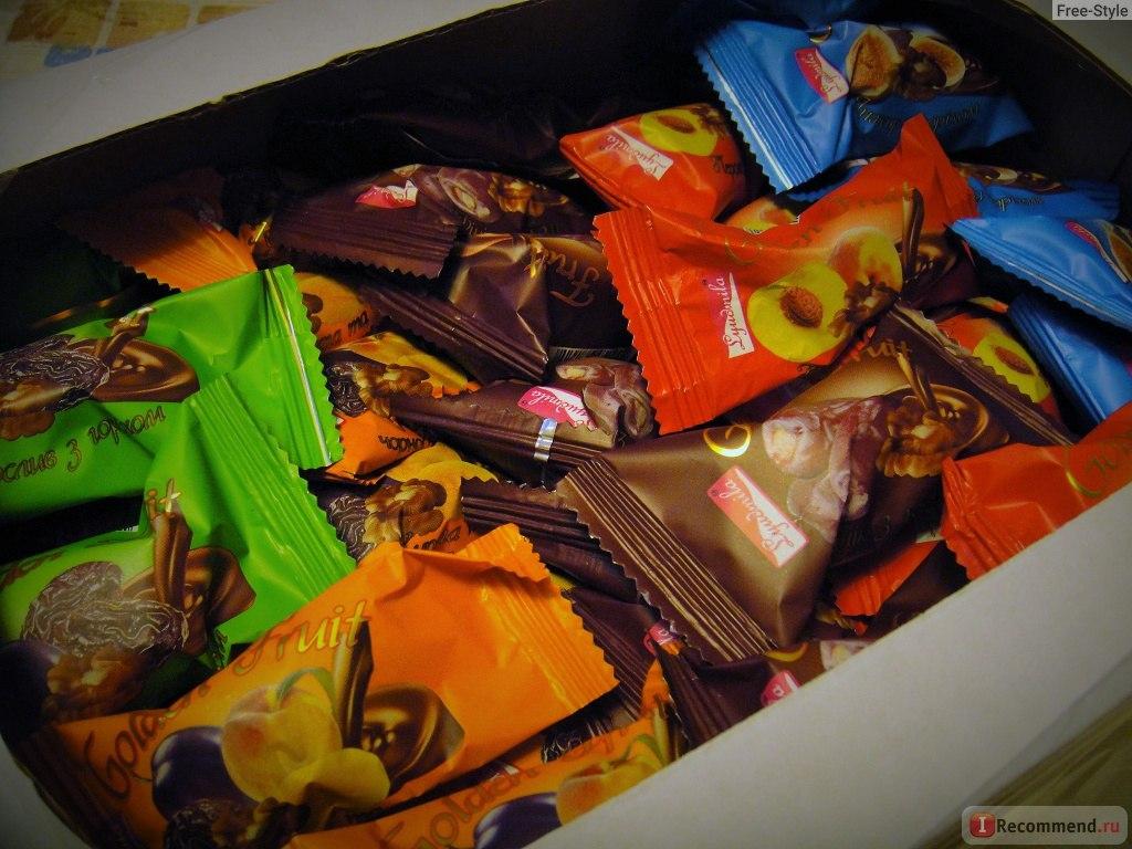 Купить самые вкусные конфеты