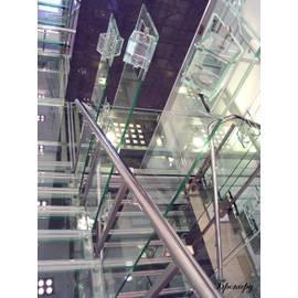Лестница из нержавейки - качество и надежность!