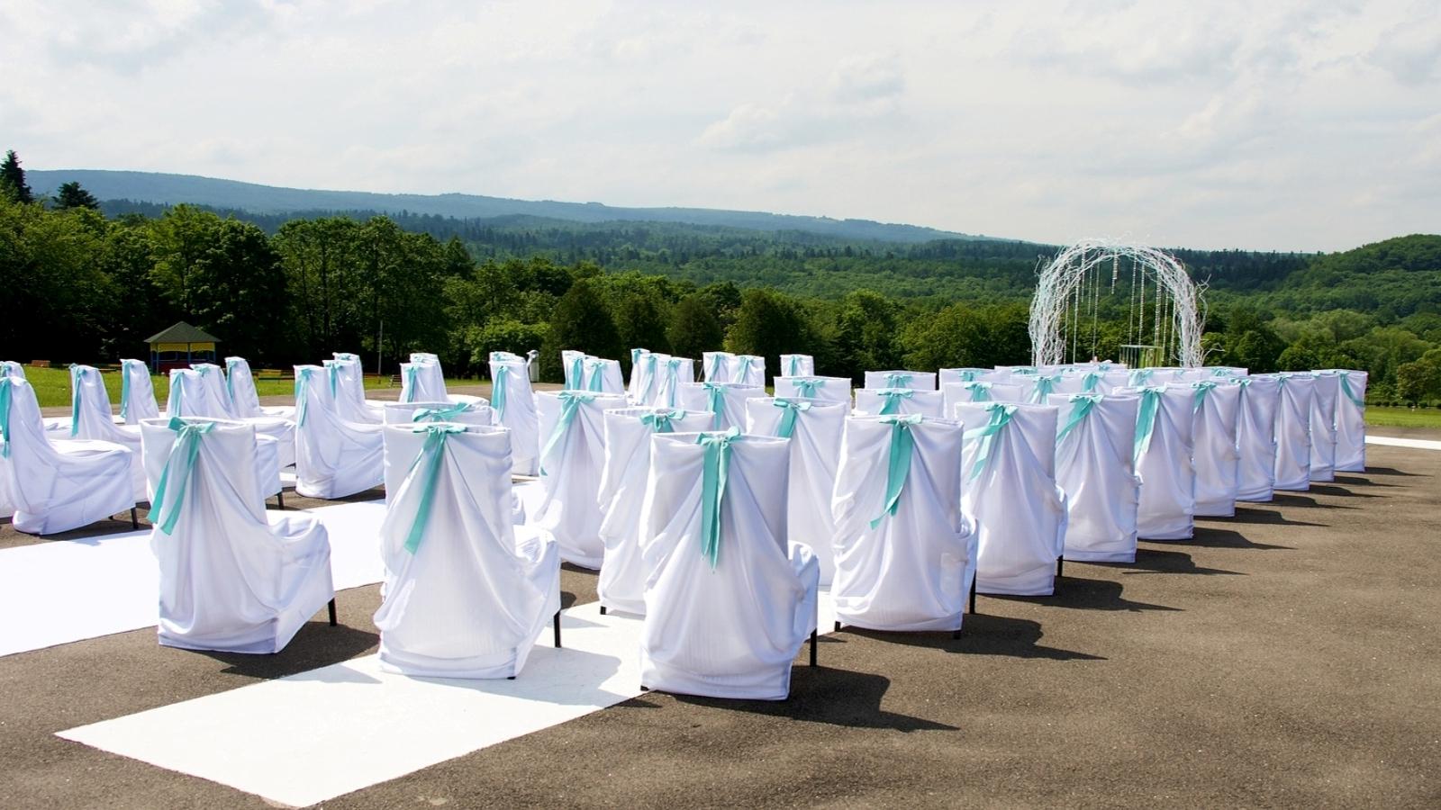 Курорти (Трускавець): де провести найкраще весілля