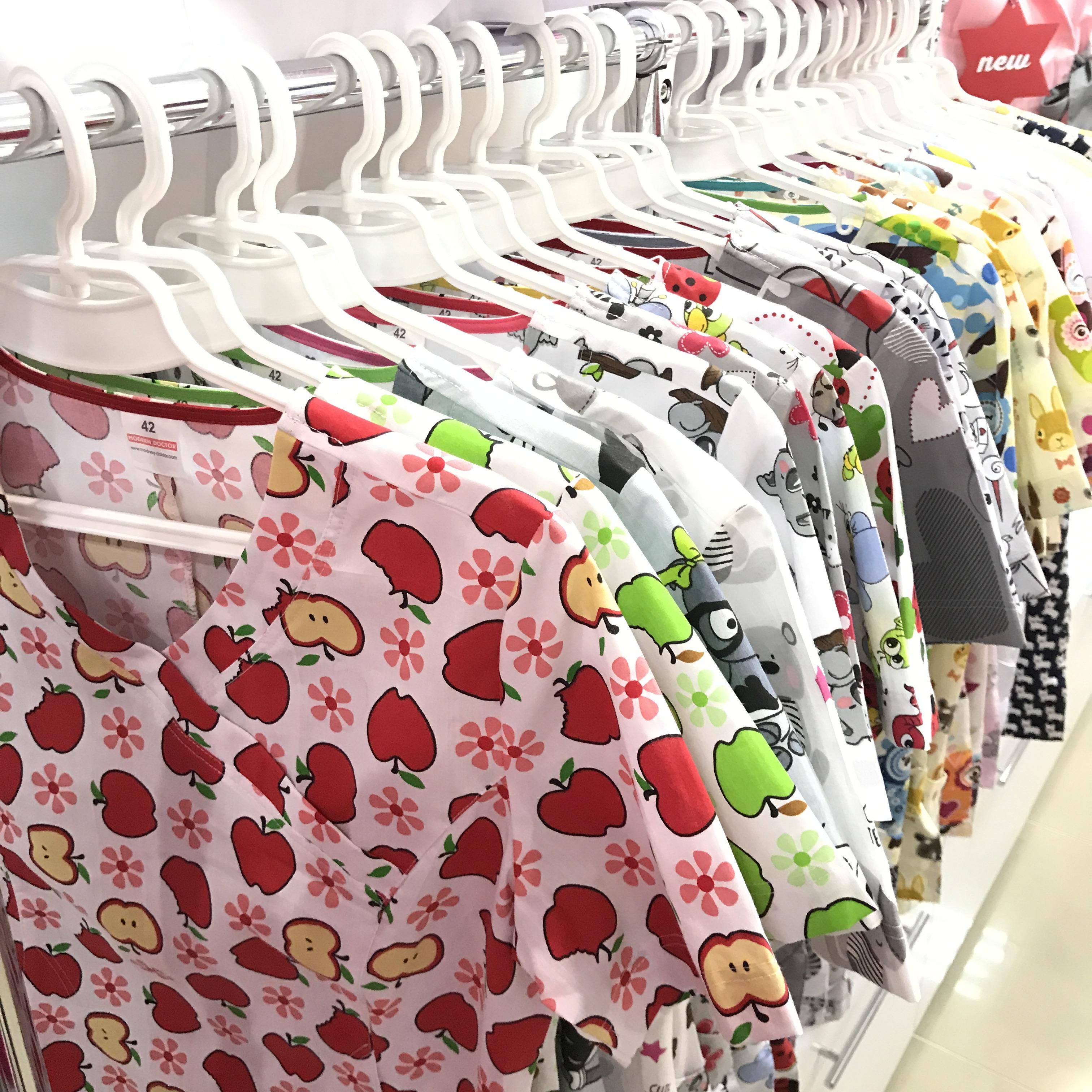 ded5208206ec7a Медичний одяг Модний Доктор - модні принти - Оголошення - ТМ