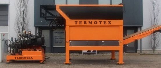 Продається установка з переробки шин, ціна доступна