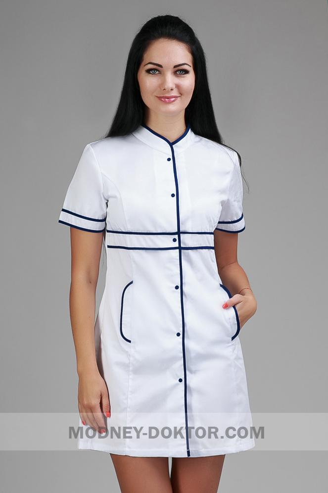 Заказать модные медицинские халаты