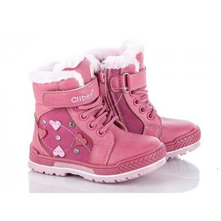 Дитячі черевики Clibee. Зимове взуття для дітей купити aa3b2afad67df