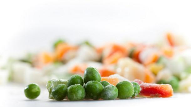 В продаже смесь овощная замороженная