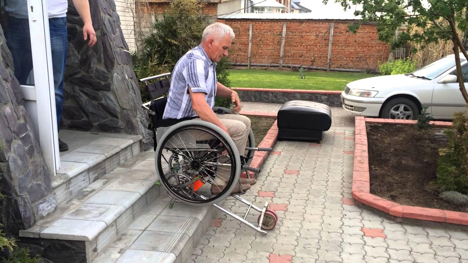 Інвалідна техніка в асортименті
