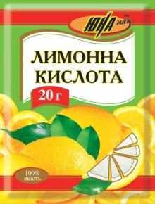 У продажу лимонна кислота, купити оптом на unapak.ub.ua (Одеса, Запоріжжя)