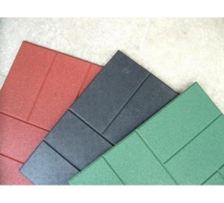 Производство резиновых покрытий плитки