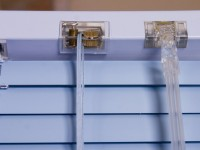 Горизонтальні жалюзі на пластикові вікна купити