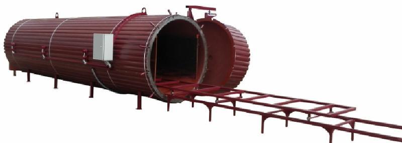 Оборудование для термообработки древесины и ООО «Термотех»