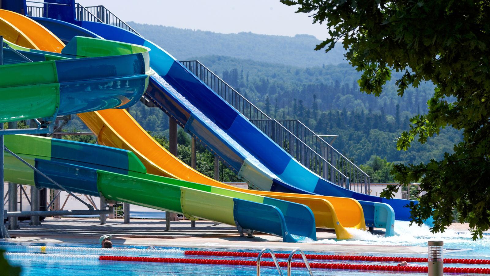 Приглашаем вас на курорт Трускавец - прекрасное сочетание отдыха и лечения