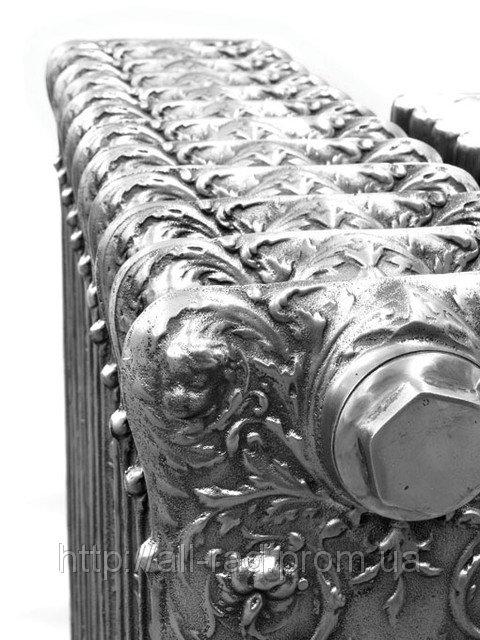 Радиаторы под старину. Дизайнерские решения для чугунных обогревателей