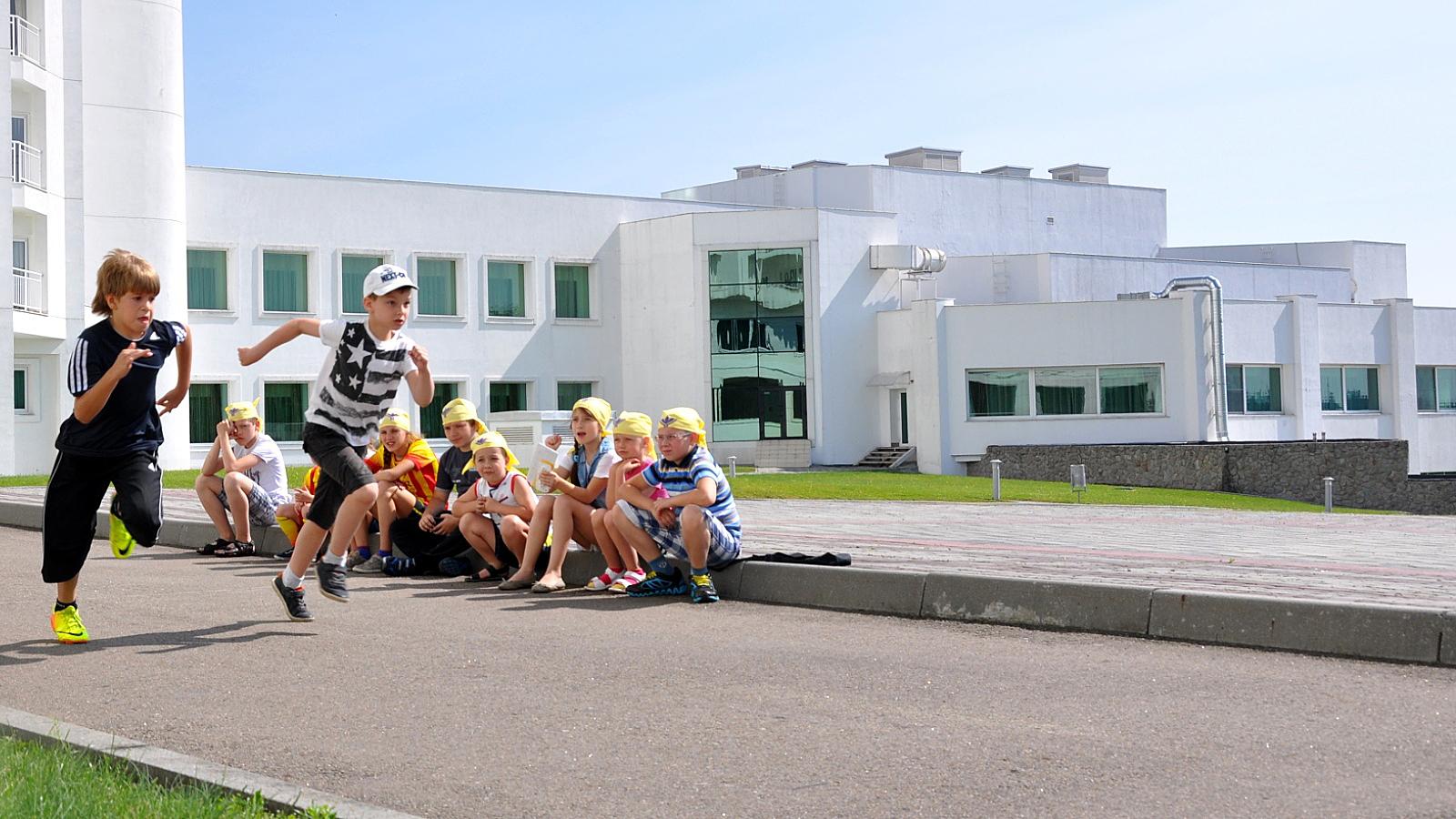 Детский лагерь - город Трускавец. Отдых и лечение