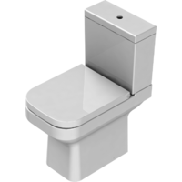 Туалет с биде - идеально в маленькой ванной!