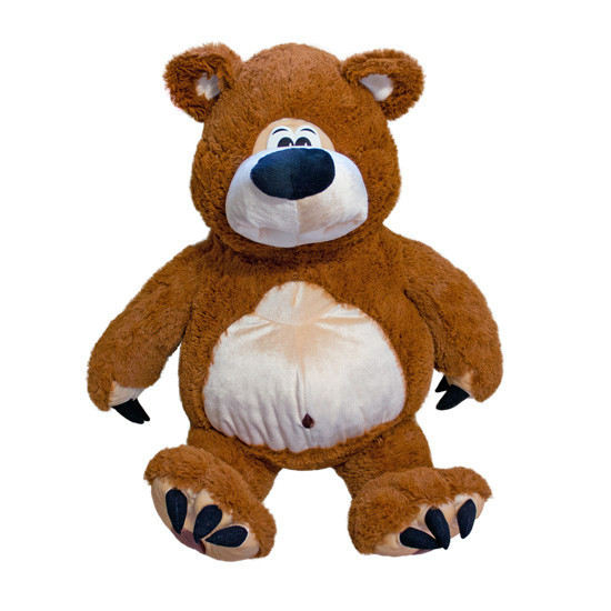 Замовити м'яку іграшку «Ведмідь великий» в Інтернет-магазині