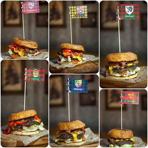 Продаютьсяпрапорці для бургерів, стейків, канапе з логотипом недорого