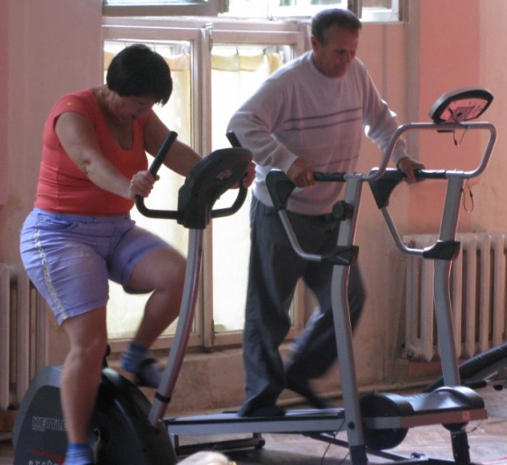 Реабілітаційне лікування після інфаркту міокарда