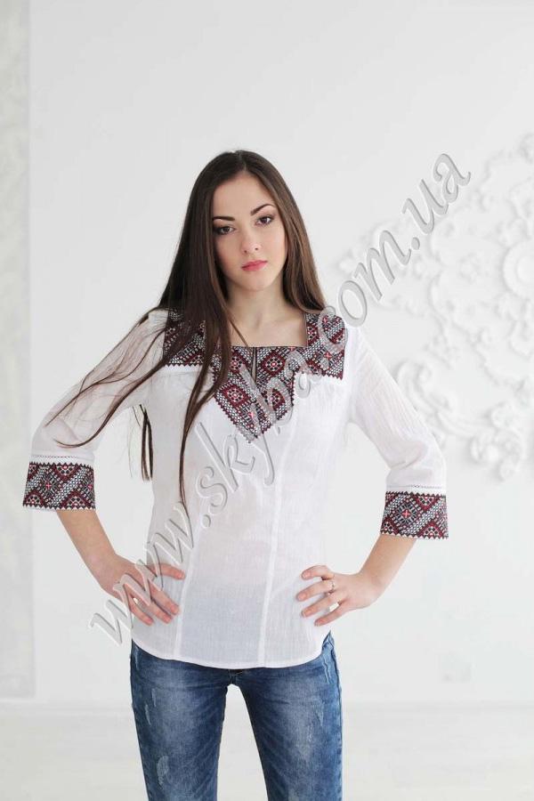 Купити блузку вишиванку недорого 067a881d885b7