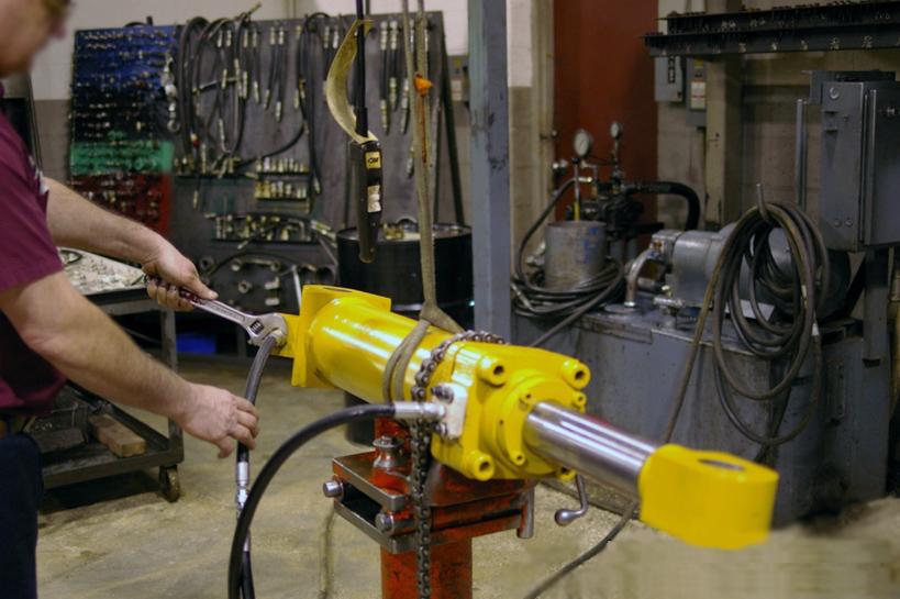 Проводим профессиональный ремонт гидрооборудования