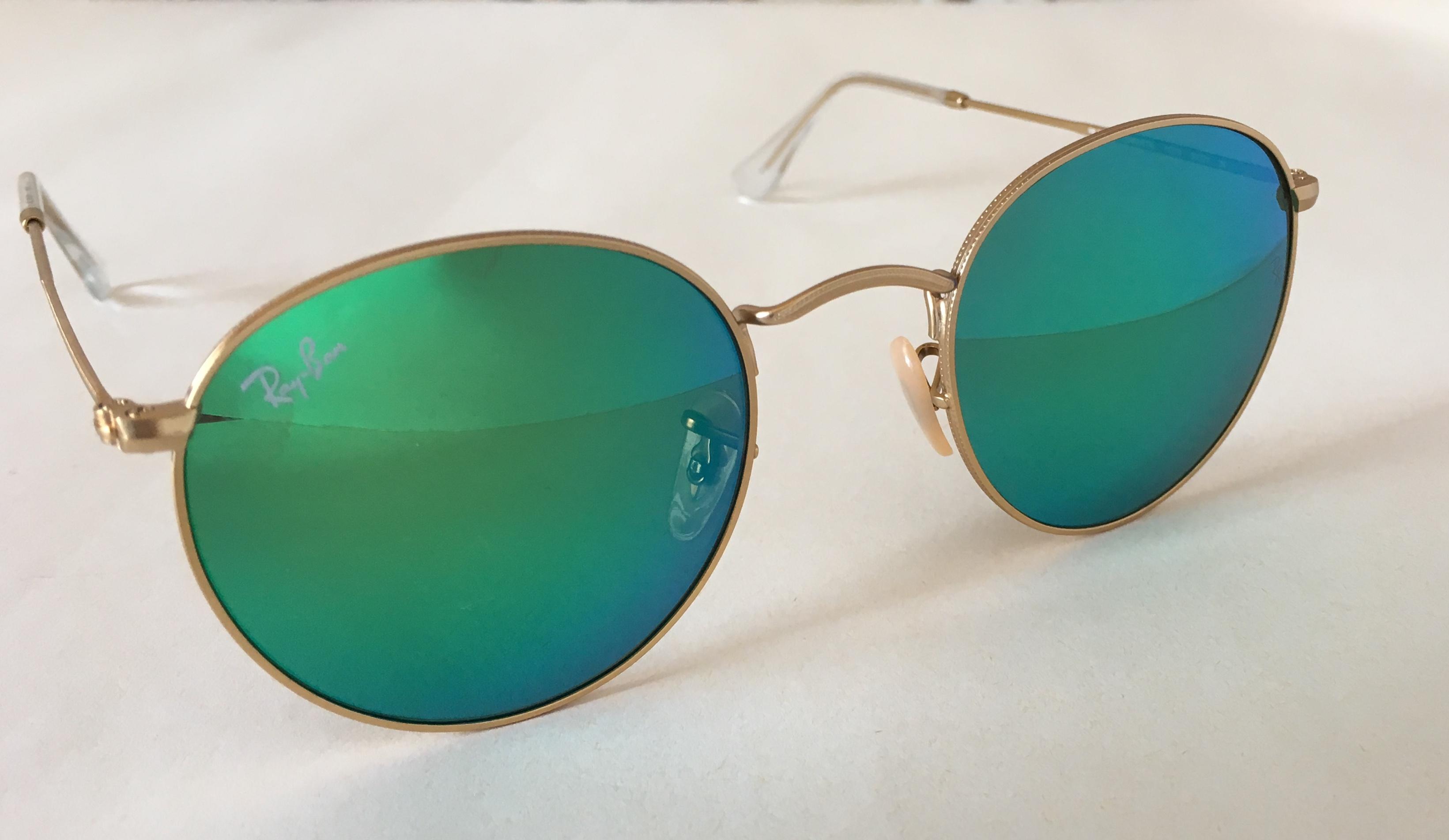 Авіатори ray ban. Продаються круглі окуляри Ray Ban недорого ac1548e281724