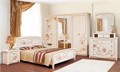 Корпусні меблі для спальні купити недорого