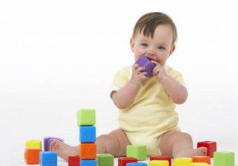 Кубик дерев'яний головоломка для дошкільнят