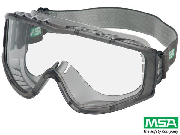 Очки защитные прозрачные FlexiChem с повышенной химической стойкостью