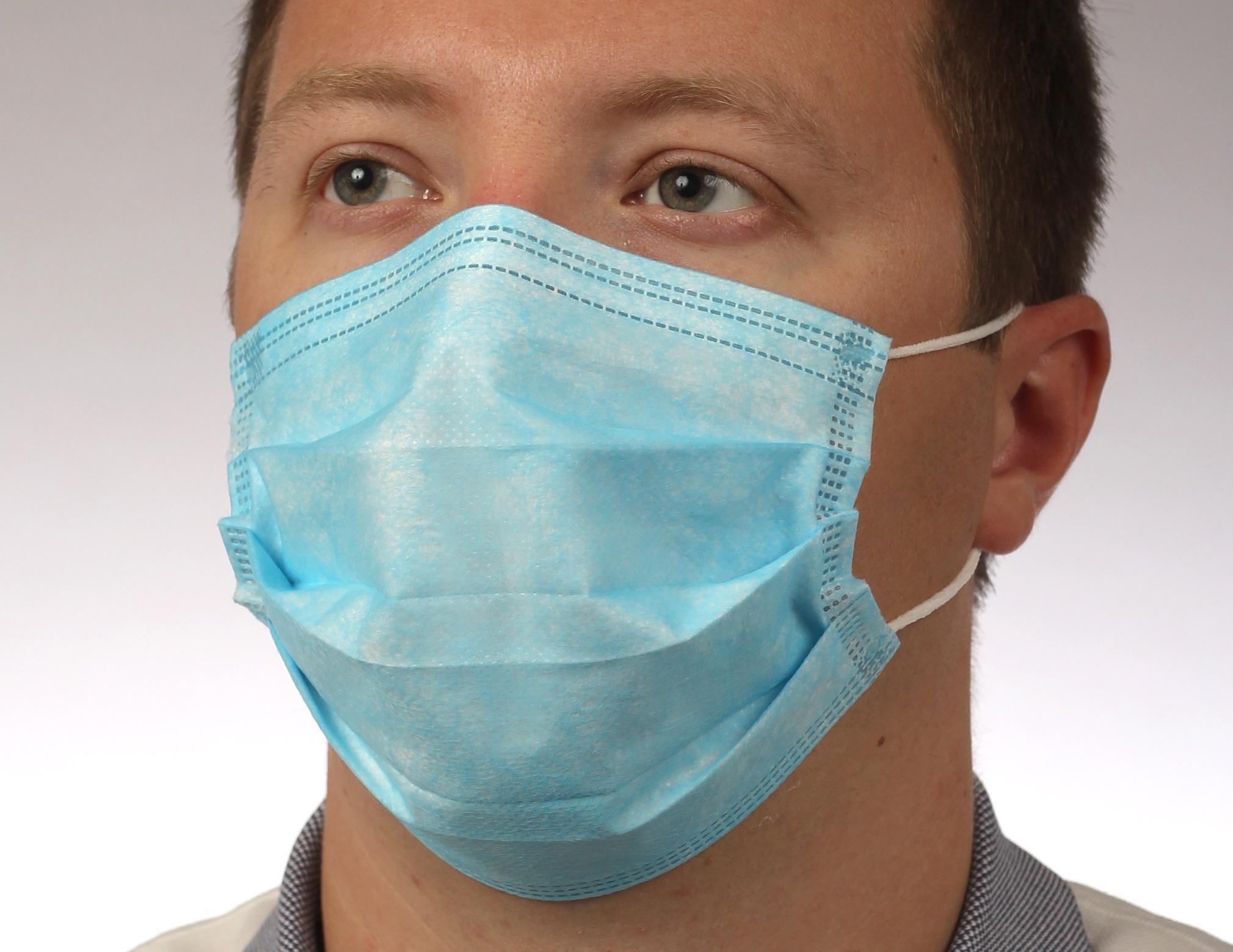 В продажімедична маска для обличчяоптом