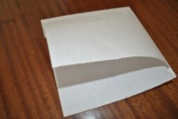 Купить белые бумажные пакеты в ЧП Макош-Пак