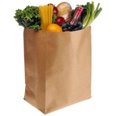 Купити паперові пакети для їжі недорого