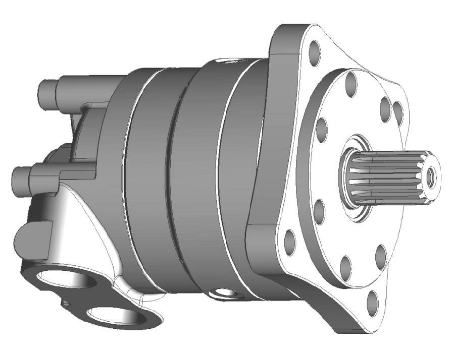 Ремонт гідромоторів професійно
